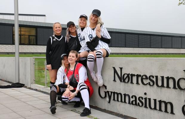 Sidste skoledag 2017 - Nørresundby Gymnasium