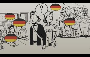 Tid til tysk