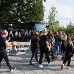 GF-klasserne i Fårup Sommerland 2018