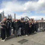 2v New York skyline