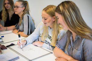 Undervisningen på Nørresundby Gymnasium